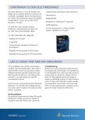 DynamicsC5 Generelt (Datablad) - Navisupport - Page 4