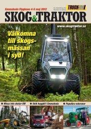 Emmaboda Flygbana 4-5 maj 2012 - Skog & Traktor