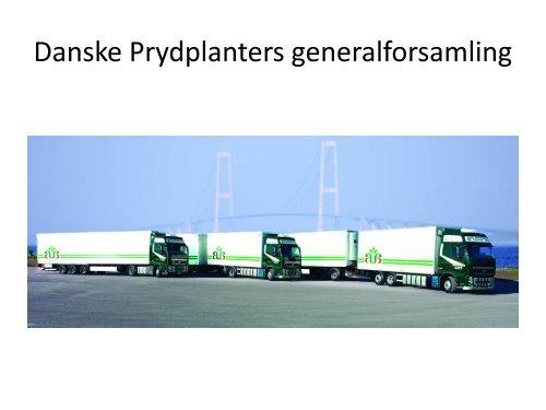 v. Ib Andersen, Alex Andersen Ølund - Danske Prydplanter