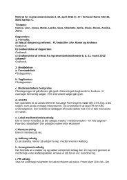 Referat for repræsentantsmøde d. 19. april 2012 kl. 17 i ... - fadl.dk