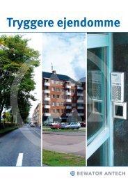 Download brochure om Tryggere ejendomme