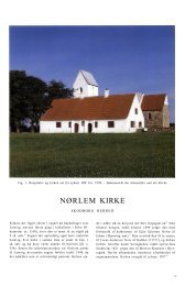NØRLEM KIRKE - Danmarks Kirker - Nationalmuseet