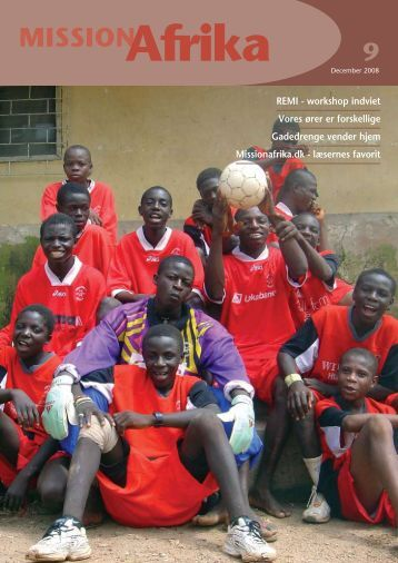 December 2008 - Mission Afrika