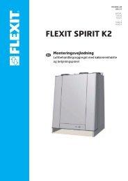 Flexit SPiRit K2