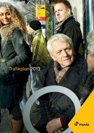 Trafikplan 2013 - Movia