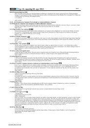 Uge 14, mandag 02. apr 2012 - Dr