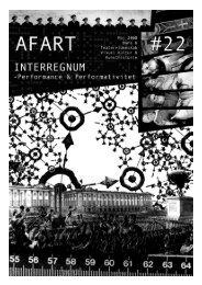 tema • INTERREGNUM - Institut for Kunst- og Kulturvidenskab ...