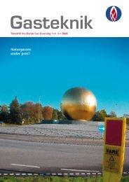 Gasteknik nr. 5, november 2008 [PDF] - Dansk Gas Forening
