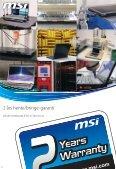 Notebook og system- og produktvejledning Sommer 2011 - Msi - Page 2