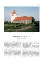 HARbOØRE KIRKE - Danmarks Kirker - Nationalmuseet