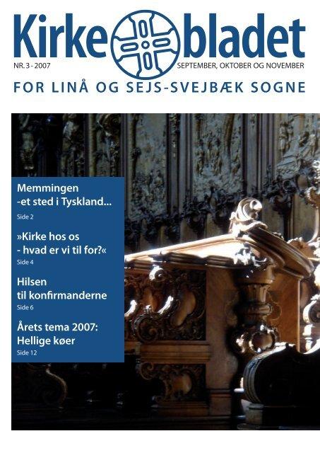 Kirke bladet - Linå kirke