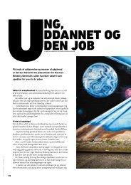 Ung, uddannet og uden job - Morten Munkholm