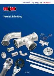 Teknisk håndbog - Raccorderie Metalliche S.p.A.