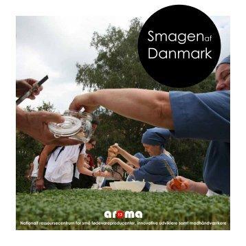 magasin - Smagen af Danmark