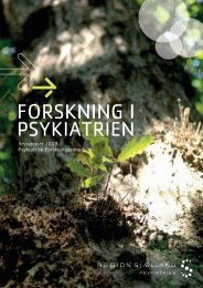 Forskning i - Region Sjælland