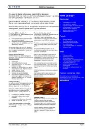 Fra papir til digital information med OCR for Navision - E Foqus