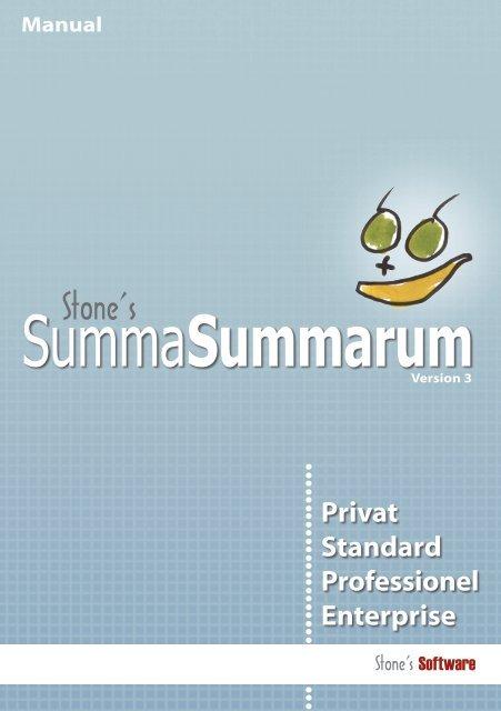 Manual - SummaSummarum