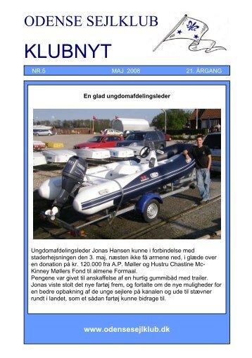 Maj - Odense Sejlklub