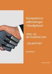 Delrapport - Region Nordjylland