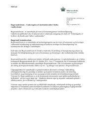 NOTAT Regnvandsforum – Undersøgelse af ... - Klimatilpasning
