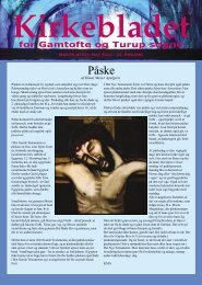 2 Kirkebladet marts-april maj 2012 - Gamtofte-Turup kirker