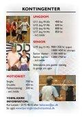 VELKOMMEN - Bjerringbro Badmintonklub - Page 5