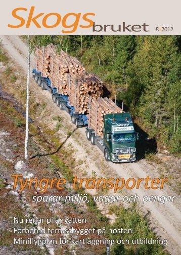 Augusti - Skogsbruket