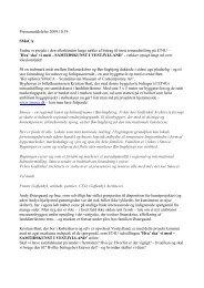 Pressemeddelelse 19.10.2008
