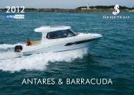 Beneteau Antares/Barracuda 2012 - Erling Sande AS