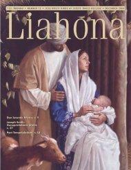 December 2004 Liahona - Jesu Kristi Kirke af Sidste Dages Hellige