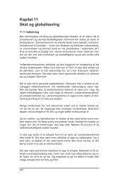 Kapitel 11 Skat og globalisering - Finansministeriet