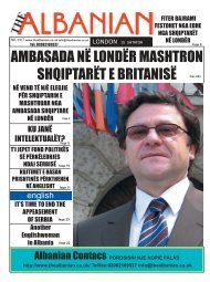Issue 2 - The Albanian