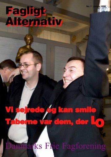 Fagligt Alternativ - Danmarks Frie Fagforening