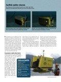 Ubåden Sawfish fjernstyres fra en pram. Kameraer og sonar hjælper ... - Page 3