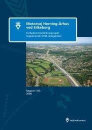 VVM-redegørelse - Vejdirektoratet
