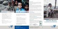 Kinder brauchen Chancen Straßenkinder und ... - Andheri-Hilfe Bonn