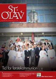 St. Olav - katolsk kirkeblad 2012-3.pdf - Den katolske kirke