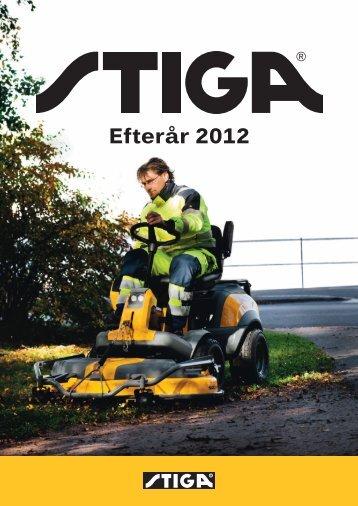 Efterår 2012 - Stiga