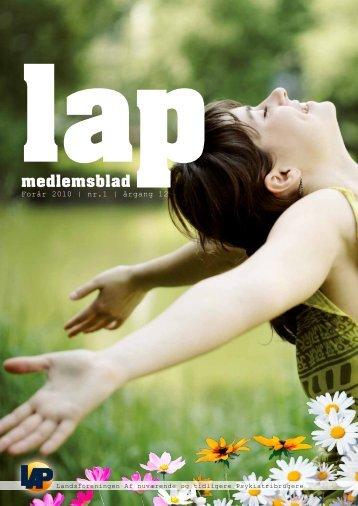 medlemsblad - LAP