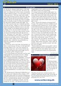 Et liv med Gud Fastelavn 19. februar Døbte Nyt - Sct. Johannes Kirke - Page 4