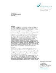 Årsberetning Det grønlandske Selskab 2008/2009