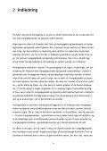 Kortlægning af indsatsen mod tvangsægteskaber og ... - Danner - Page 6
