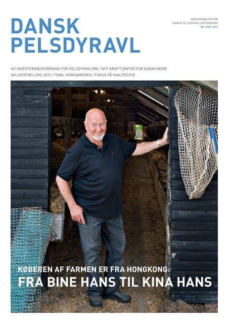 Du kan også hente Dansk Pelsdyravl som PDF ... - Kopenhagen Fur