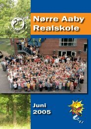 Juni - Skoleporten Nørre Aaby Realskole