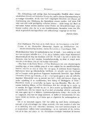 Danish Yearbook of Musicology 5 • 1966-67 / Dansk årbog ... - dym.dk