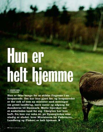 Læs hele artiklen - Gabels.dk