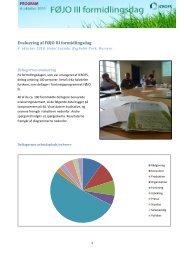samlede evaluering (pdf)... - ICROFS