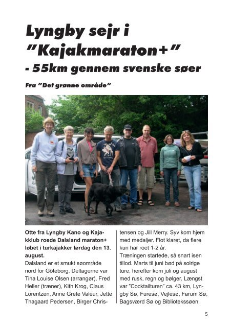 Padlen nr. 499 - Lyngby Kanoklub