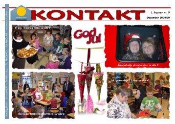 KONTAKT December 2009-10 nr 5 - Bording Skole