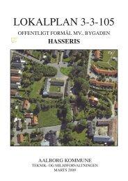 Lokalplan 3-3-105 - Aalborg Kommune